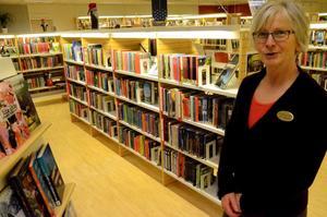 Läseklubb. Vid fyra tillfällen under våren kommer Margareta Ring att träffa barn i tioårsåldern för att läsa och prata böcker på Nora bibliotek.