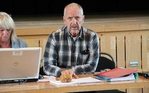 Orvar Bodlund är ny ordförande för Sockenstugans ekonomiska förening.