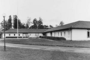 1963 invigs elevhemmet Sörgård.