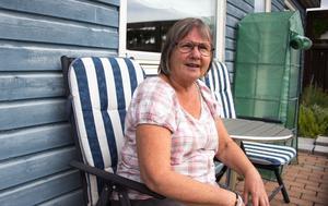Irene Larsson gick i pension i våras efter många år som biståndshandläggare i Västerås kommun.