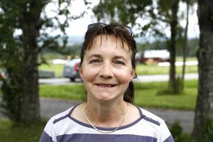 Gun Haraldsson driver en mjölkgård i Ås tillsammans med sin make Anders. Hon är också engagerad i LRF.