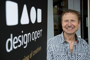 Projektledaren Mikael Marklund, Miun.