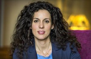Omöjligheten att få jobb fick Silvia Avallone att våga satsa på skrivandet.