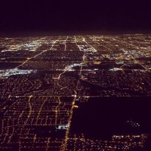 Toronto från ovan. Dags att gå in i JVM-bubblan!