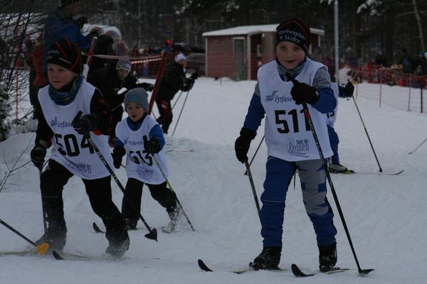 Vilhelm Pettersson och Linus Mirårs, Ytterhogdals IK