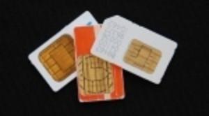 Sim-kort med NFC
