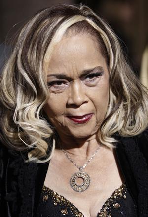 Etta James  blev 73 år.Foto: Matt Sayles