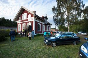 Det saknas både pengar och lämpliga användningsområden för Ornäs station, anser plan- och markkontoret.