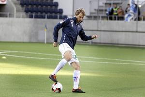 Johan Oremo fick uppleva ännu en tung förlust. Nu i U21-serien på tisdagen.