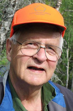 Gusten Rolandsson, Frösön, 74 år