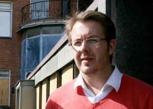 Marcus Wallin, fastighetschef Hoforshus.