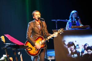 Emil Jensen spelade i Storsjöteaterns salong på fredagskvällen.