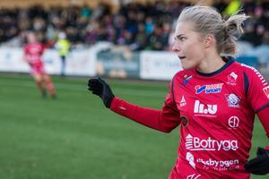 Lina Hurtig från Avesta är en viktig kugge i Linköpings lagbygge.