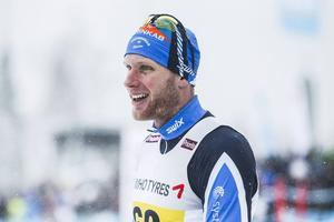 Över elva mil, på två tävlingsdagar: det är vad som väntar Daniel Richardsson den här helgen.