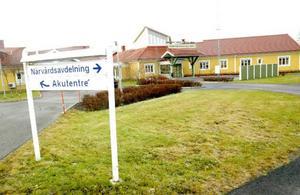 Vård- och omsorgsförvaltningen tvingas varsla personal på grund av att det saknas tre miljoner kronor till närvårdsavdelningens verksamhet.Foto: Jonas Ottosson