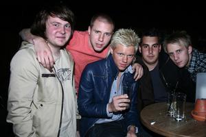 Å. Martin, Morgan, Mr Solid, Carl-Fredrik och Linus