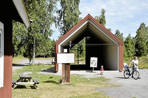 Invigning. På lördag invigs besökscentrat i Pershyttan. Arkivfoto: Michael Landberg