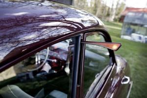 Utfällbara backspeglar.Foto: Robban Andersson