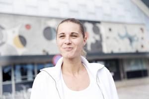 Vera Janjic är på väg tillbaka till Sundsvall, men först ska hon avsluta sin säsong på Cypern.