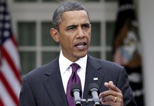 Pressad av ekonomin. President Obamas popularitet har dalat i takt med att den ekonomiska återhämtningen har verkat osäker.foto: scanpix