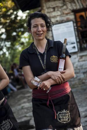 Anna Kolva är framgångsrik vinmakare i den trivsamma badorten Balchik.   Foto: Johan Öberg