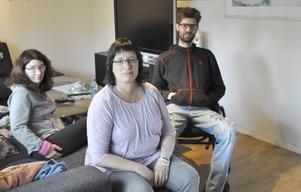 Ingela Sjöberg är ett stort stöd i livet både för dottern Therese, 29 år, som har en sällsynt sjukdom som kan ge tumörer och sonen Jimmy som drabbades av stroke som 20-åring.