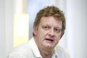 Johnny Gustafsson kan se en ökning av cannabis och kokain i Gävle.