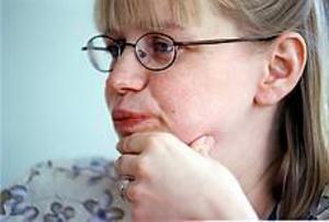Arkivfoto: DANIEL ROOSMotkandidat. Helene Åkerlind, s, ordförande i barn- och ungdomsnämnden, tar strid om kommunalrådsposten trots att hon inte är föreslagen av valberedningen.