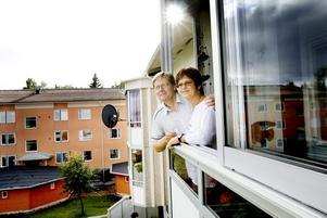 Hemma igen. Per och Ann-Magritt Strömstedt är tillbaka i Sandviken efter sin jordenrunt-resa på ett år. Nu bor de i en               lägenhet i Björksätra.
