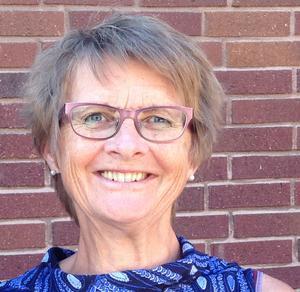 Västeråsjournalisten Ann Lystedt är huvudförfattare till boken om Kulturhuset Korpen.