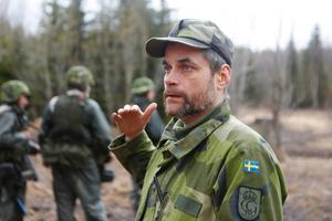 Lars-Olow Olsson, instruktör.
