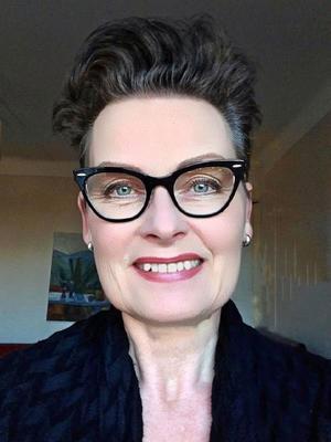 Maria Perstedt blir den första chefen för Kvinnohistoriska museet i Umeå.Foto: Umeå kommun