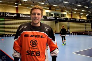 Johan Rehn från Hofors är inne på sin nionde säsong i IBF Falun.
