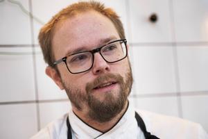 Peter Eriksson, ena halvan av restaurang