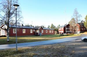 Elevbostäderna vid Wemerskolan blir bostäder för ensamkommande flyktingbarn.