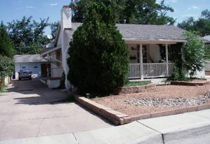 Malins hem just nu i Albuquerque i New Mexico.