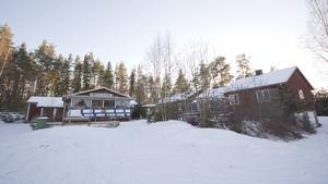 Företaget ABO-gruppen har ansökt om att bygga om vandrarhemmet på Tallstigen i Riddarhyttan till asylboende.