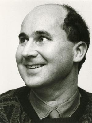 Olov Nilsson Sträng år 1989. Bild: Cohnny Skoglund