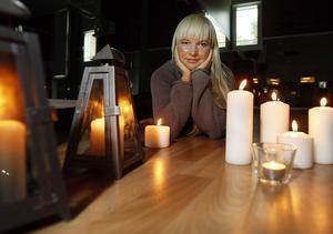 Annelie Nordin berättar att hon hoppas kunna involvera barn- och ungdomar i planeringen av galakvällen.