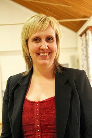 Nyvald. Susanne Berger (S) valdes vid fullmäktiges möte måndagskvällen till ny ordförande för Gamla byn AB och Avesta industristad AB.