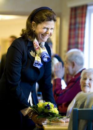På onsdag får föreningen ta emot ett diplom av drottning Silvia.