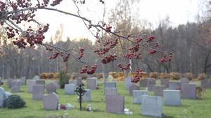 Jämlikt. 2016 blir begravningsavgiften enhetlig.