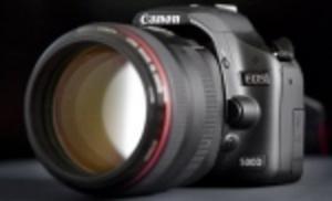 Canon EOS 500D - Främst för filmentusiasten