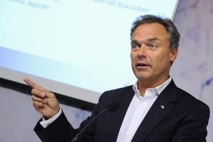 För kort? Socialdemokraterna kritiserar regeringen och utbildningsminister Jan Björklund för att skapa återvändsgränder för unga med förslaget om ettårig gymnasieutbildning.foto: scanpix Foto: Fredrik Sandberg / SCANPIX / Kod 10080