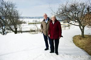 Staffan och Berit Norstedt fick rätt i sin överklagan vilket åtminstone försenar Järveds IF:s planer om en ny ishall.