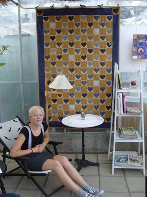 Medlem. Ellinor Sjölander är en av medlemmarna. Foto:ÅsaSjölander