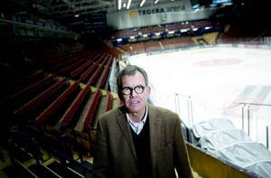 Tore Jobs – urleksing och tf sportchef i Leksands IF.