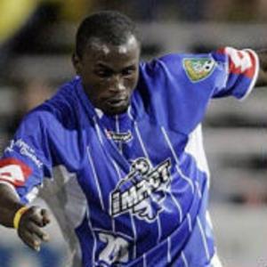Ali Gerba har gjort sex mål på sju matcher i Montreal sedan i maj, och två landslagsmål.