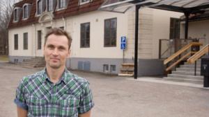 Leif Markfjärd, skyddsombud på miljö- och byggförvaltningen.