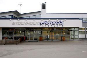 Västerås flygplats.